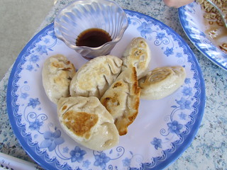 Potstickers from Emmy's Vege House