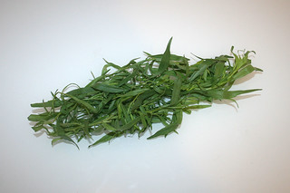 06 - Zutat Estragon / Ingredient tarragon