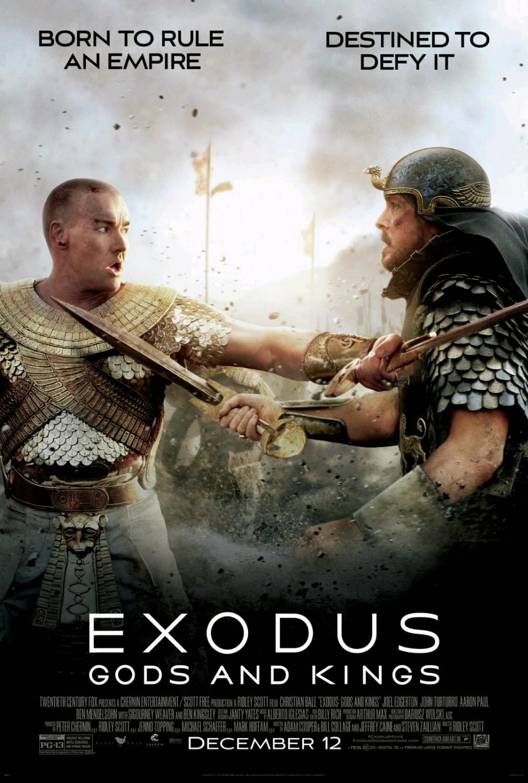 Nuevos posters para Exodus: Gods and Kings