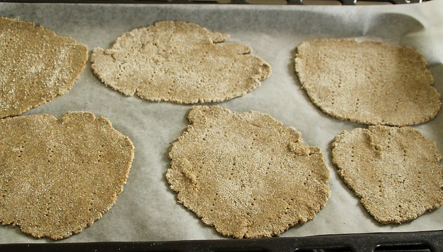 Rye Crackers 1