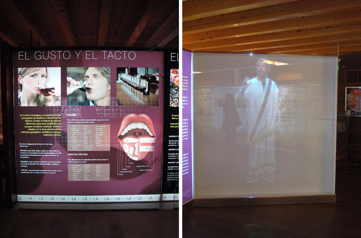 reharq_museo provincial del vino_peñafiel_exposicion_roberto valle gonzalez_sonidos
