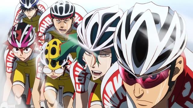 Yowamushi Pedal ep 38 - image 20