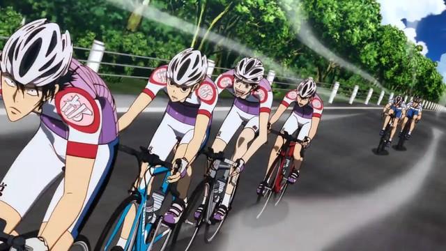 Yowamushi Pedal ep 37 - image 16