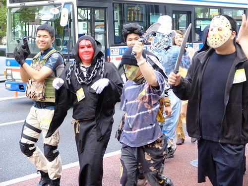 Kawasaki Halloween parade 2014 91