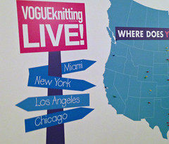 Vogue Knitting Live! Chicago