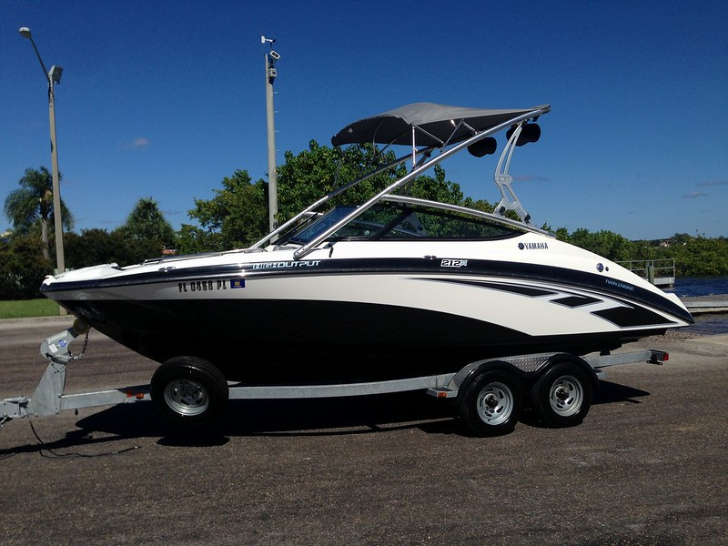 2013 yamaha 212x jet boat with only 35hrs the hull truth for Yamaha fishing boats