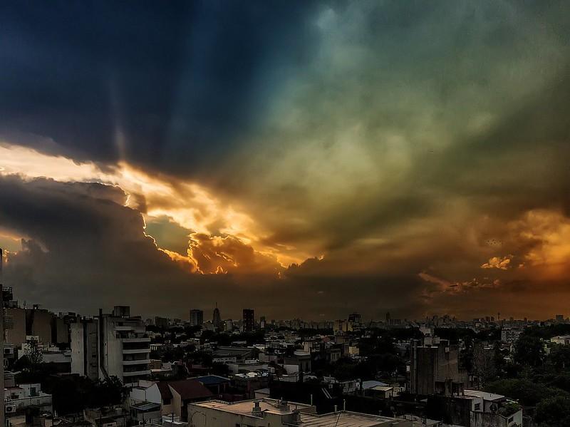 Se confabula la tormenta - Storm conspires