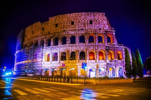 #Roma, #Colosseo. Secondo me.