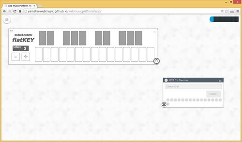 プラグインはブラウザで作る時代に!?ヤマハが開発したWeb Music Platform