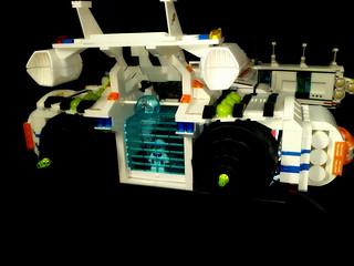 uss union space ship
