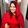 One of my usual costumes, I'm Little Red Riding Hood this year.