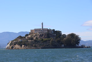 Alcatraz.  San Francisco, California.