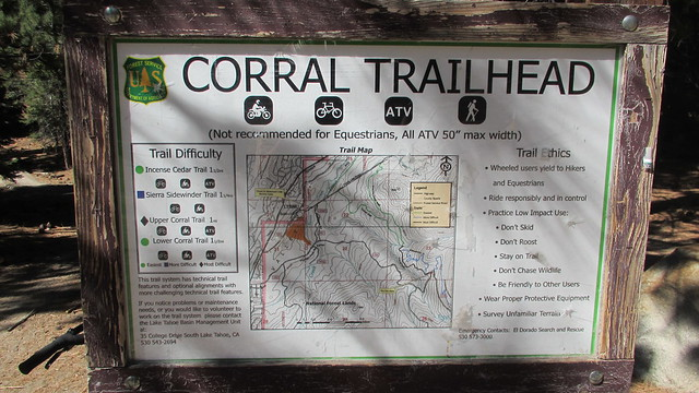 Corral Loop Area