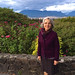 Pam at Queen Elizabeth Park