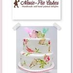 Nevie Pie Cakes
