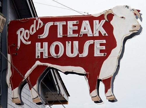 Rod's Steak House, Route 66, Williams, Arizona