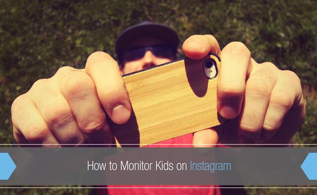 Monitor Kids on Instagram