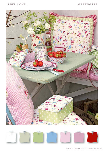 GreenGate Spring Summer 2009