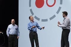 Brian Oliver, Brian  Goetz and Mark Reinhold, JavaOne Technical Keynote, JavaOne 2014 San Francisco