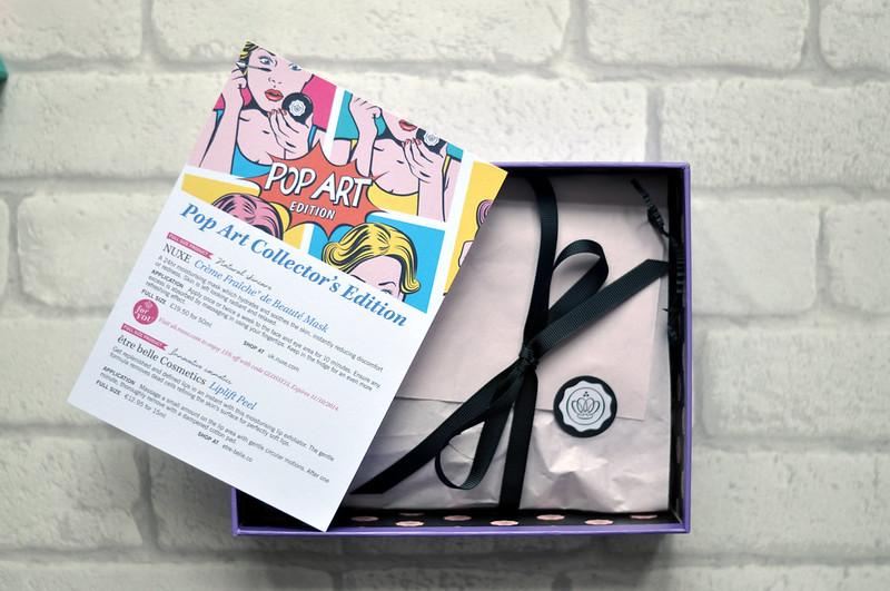 beauty box october glossybox rottenotter rotten otter blog 1