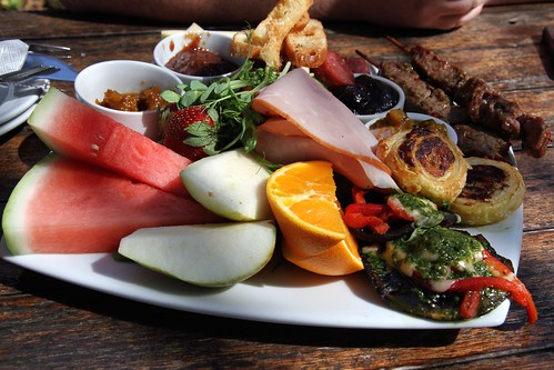 The Berry Farm near Margaret River: Platter for Two