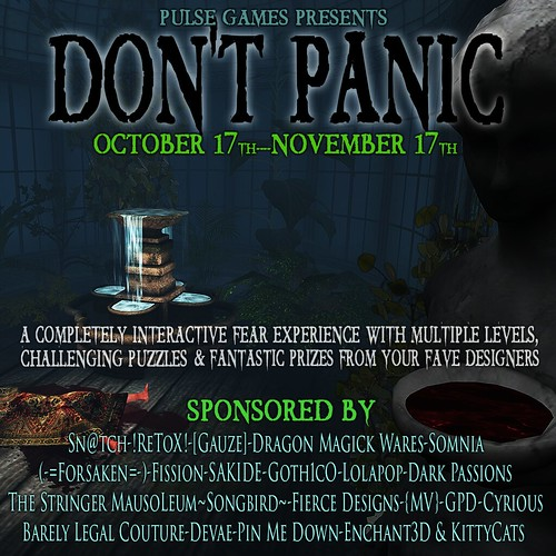 Don't PanicSponsor Poster 3