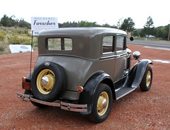 Model A Ford 1