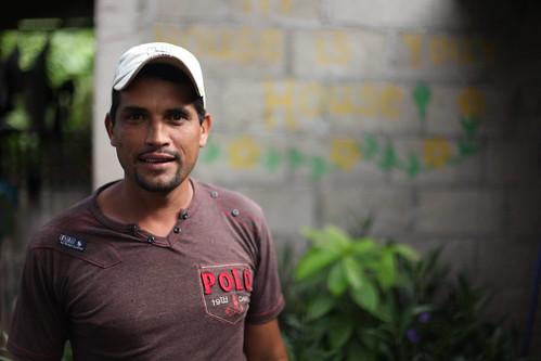 Rodolfo, our guide Miraflor, Nicaragua