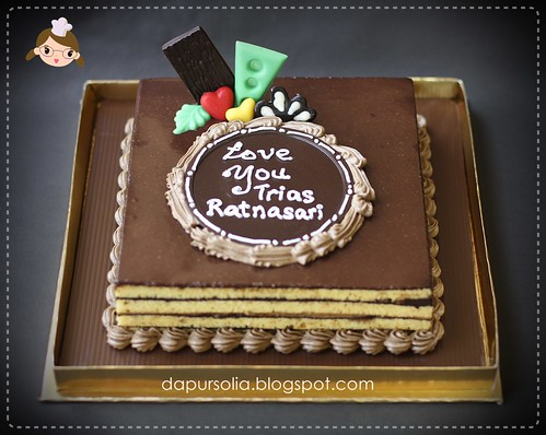 Opera Cake for Engagament