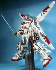 X-Wing Gundam (V2) (Combined Cannon)