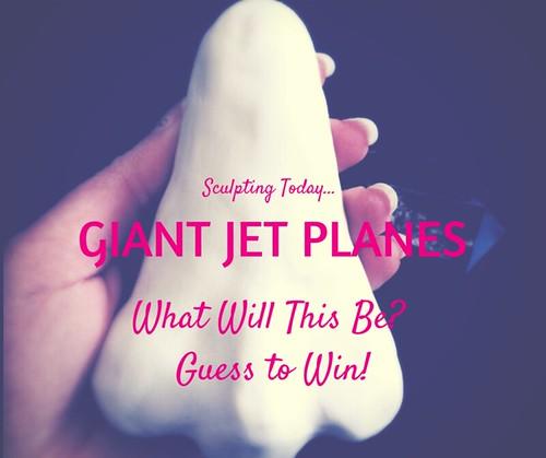 Giant Jet Plane