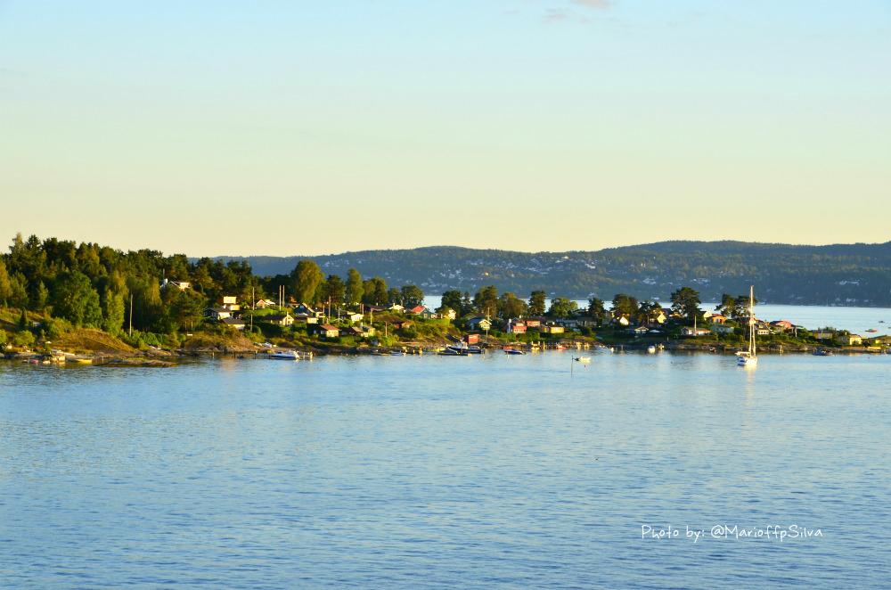 Viaje en Ferry de Oslo a Frederikshavn XIX