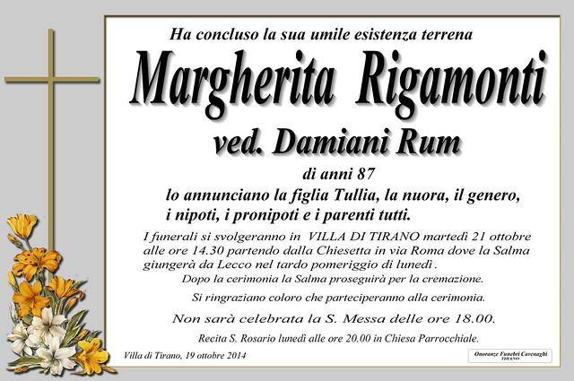 Rigamonti Margherita