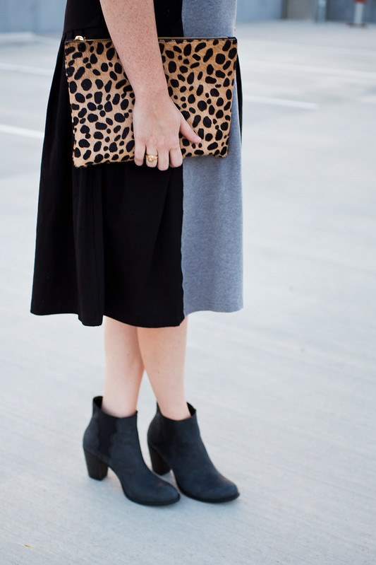 Ankle Boots with Dress 2