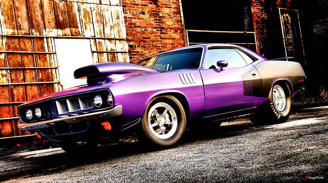 purple meanie