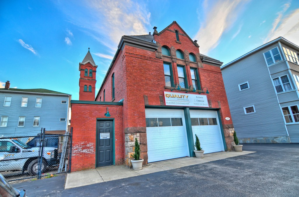 Cambridge Street Firehouse