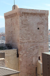 Image of Fort Saint-Jean. france saint marseille jean