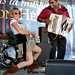 Chubby Carrier and the Bayou Swamp Band at Festivals Acadiens et Créoles, Oct. 12, 2014