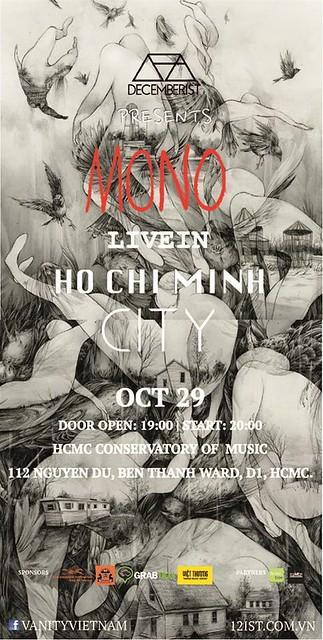 Mono - Live in Vietnam