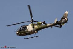 XW908 A - WA1217 - Army Air Corps - Aerospatiale Westland SA-341B Gazelle AH1 - Fairford RIAT 2006 - Steven Gray - CRW_1230
