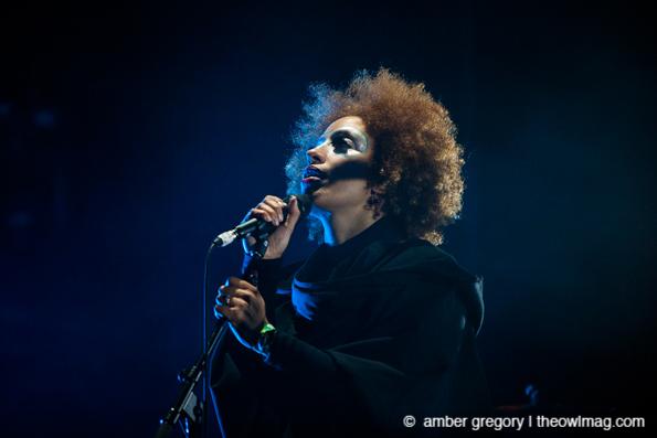 Massive Attack @ Treasure Island Music Festival 2014, Sunday