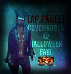 [AP.PAREL]@ HALLOWEEN FAIR!