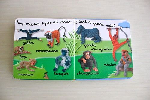Animales salvajes interior