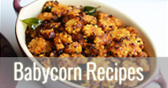 babycorn-recipes