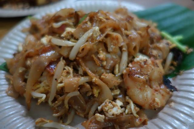 Penang Char Kway Teow at Joo Hooi Cafe, Penang Road, Penang