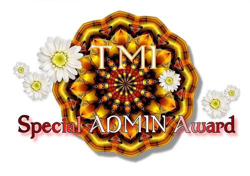 TMI Admin Award