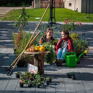 Sustainable local food - Banská Bystrica - © M. Dubovský, Občianska Cykloiniciatíva
