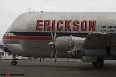 N422AU - 15937 - Erickson Air-Crane - Aero Spacelines 377MG Mini-Guppy - Tillamook Air Museum - Tillamook, Oregon - 131025 - Steven Gray - IMG_7934