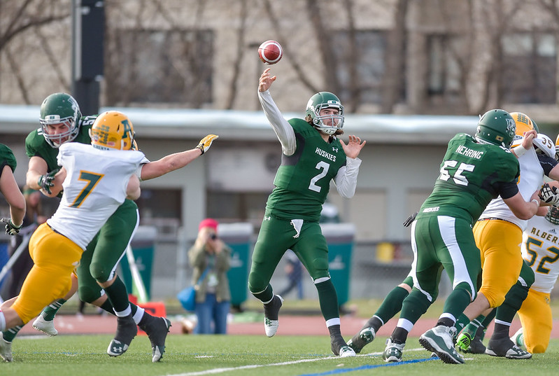 University of Saskatchewan Huskies 2015 Preview – Offence and Special Teams