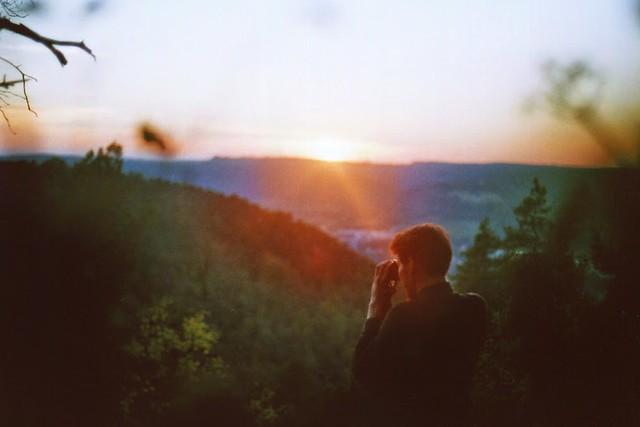 worteinbildern - Watching you catching the moment